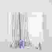 Hudson Towel Blue Stripe