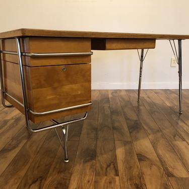Heywood Wakefield Trimline Desk