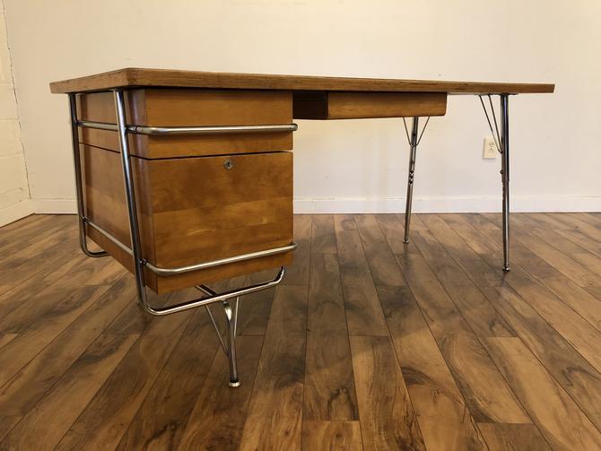 Heywood Wakefield Trimline Desk