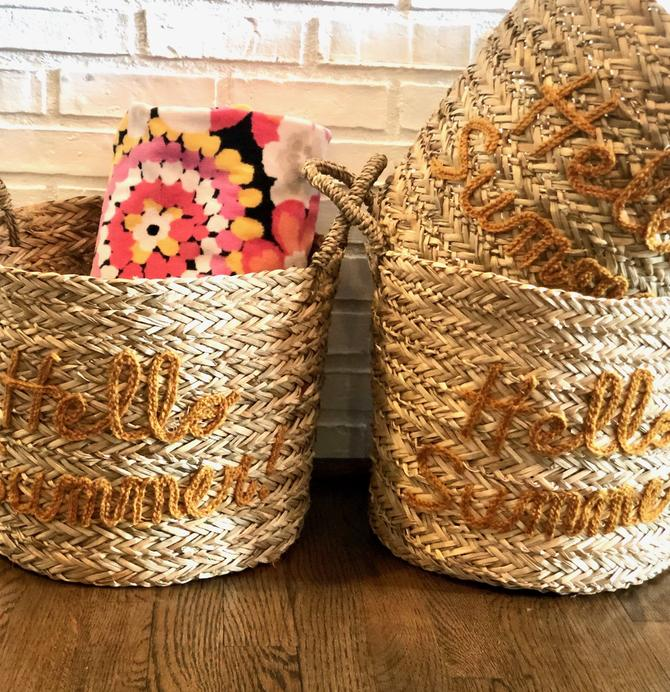 Hello Sunshine Basket