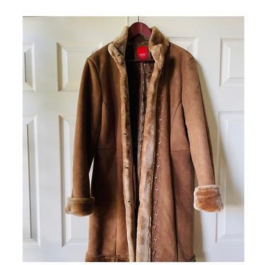 ESPRIT Vintage Faux Penny Lane Coat by VeniViriVintage