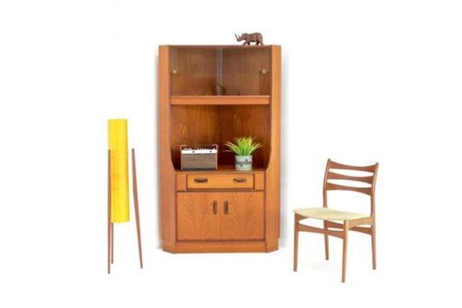 Mid Century Display Cabinet by G Plan by SputnikFurnitureLLC