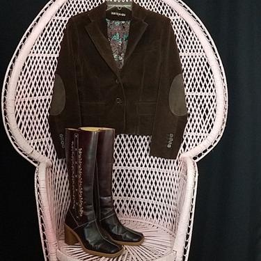 Retro 70s Vintage Inspired Delias 90s Boots by GraveyardVintage