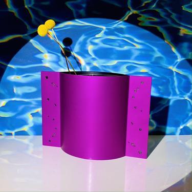 Postmodern Chris & Isabelle Brightman Design Vase