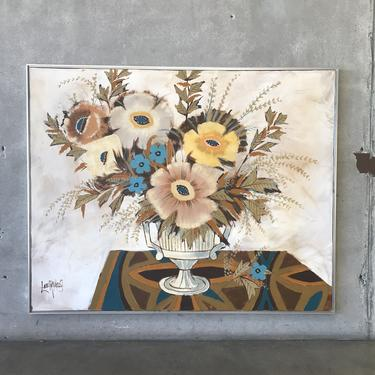 Mid Century Modern Painting by Lee Reynolds