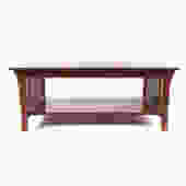 L & G Stickley Mission Style Coffee Table