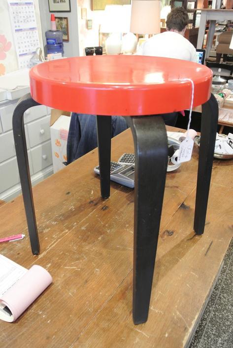 Albar Aalto stool - $150