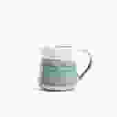 Green Taper Mug