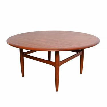 Teak Coffee Table Jason Mobler Model 198 designed Kurt Østervig  Danish Modern by HearthsideHome
