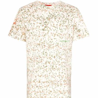 ECKHAUS LATTA lapped tshirt