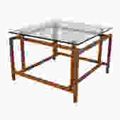 Danish Mid-century Modern Coffee Table Henning Norgaard Komfort 2