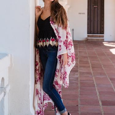 Talia Kimono by jennafergrace