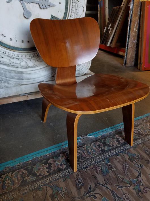 MCM Bent Plywood Chair