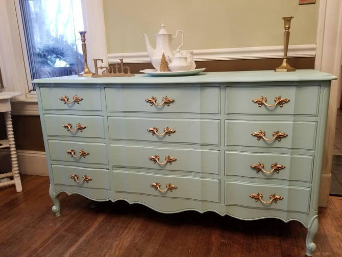 changing jazzysellers vanity table ogq long provincial vintage item set jazzy buffet bathroom dresser french sellers girls bedroom hold sideboard by