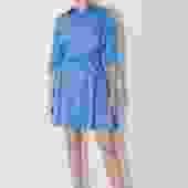 Empyrean Linen Short Shirt Dress