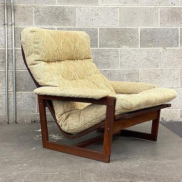 LOCAL PICKUP ONLY ———— Vintage Lennart Bender Lounge Chair by RetrospectVintage215