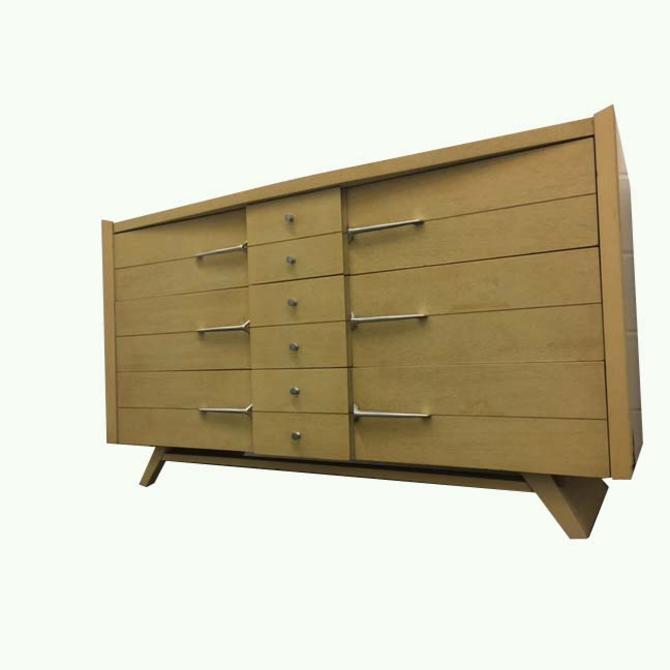 #438: Atomic Style / Mid Century 6 Drawer Dresser