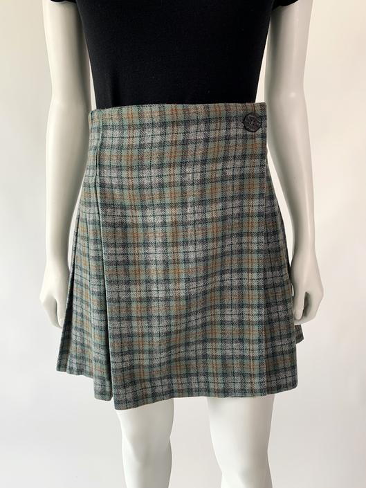 Saks Fifth Avenue Pleated Skirt