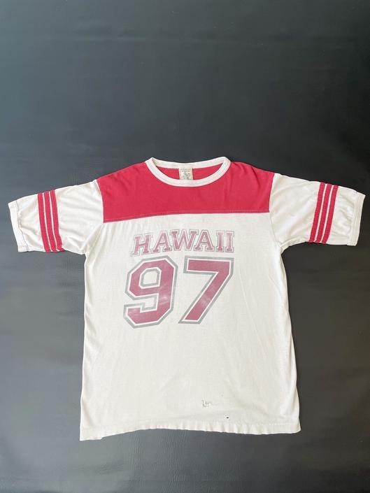 1990's Thrashed Hawaii Jersey Tee