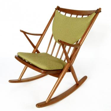 Frank Reenskaug Rocking Chair