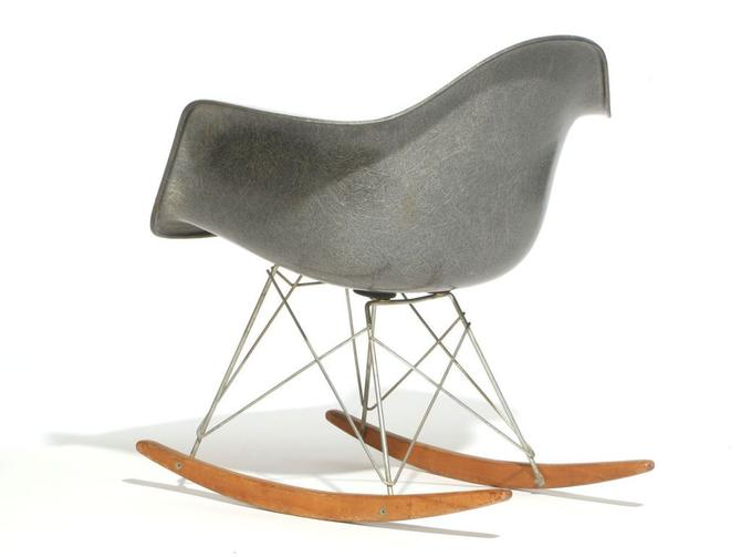 Zenith Shell Rocking Chair RAR