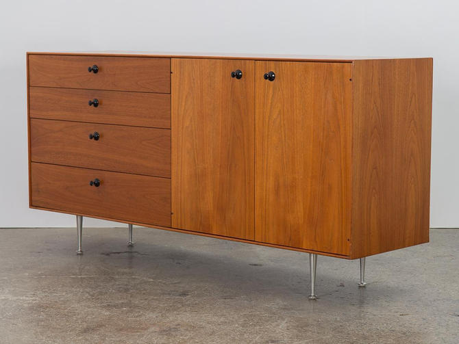 George Nelson Thin Edge Cabinet by openairmodern