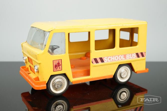 Buddy L Toy School Bus