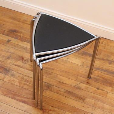 Marcel Breuer Bauhaus Nesting Tables
