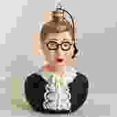 RBG Ruth Bader Ginsburg Ornament