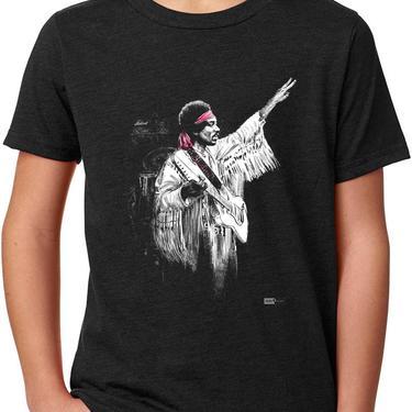 Jimi Hendrix - Unisex Youth Tee