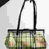 Burberry Half Frame Handbag