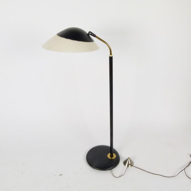Gerald Thurston Adjustable Height Floor Lamp