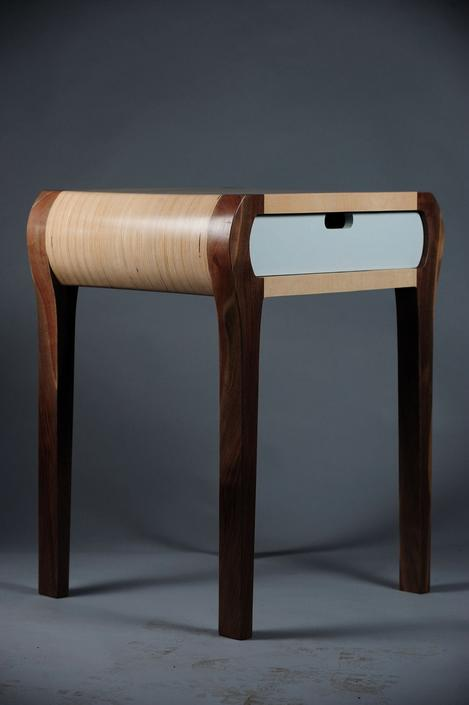 Guardian Nightstand/Side Table by ImagoFurniture