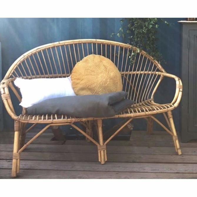 Bamboo Banquette