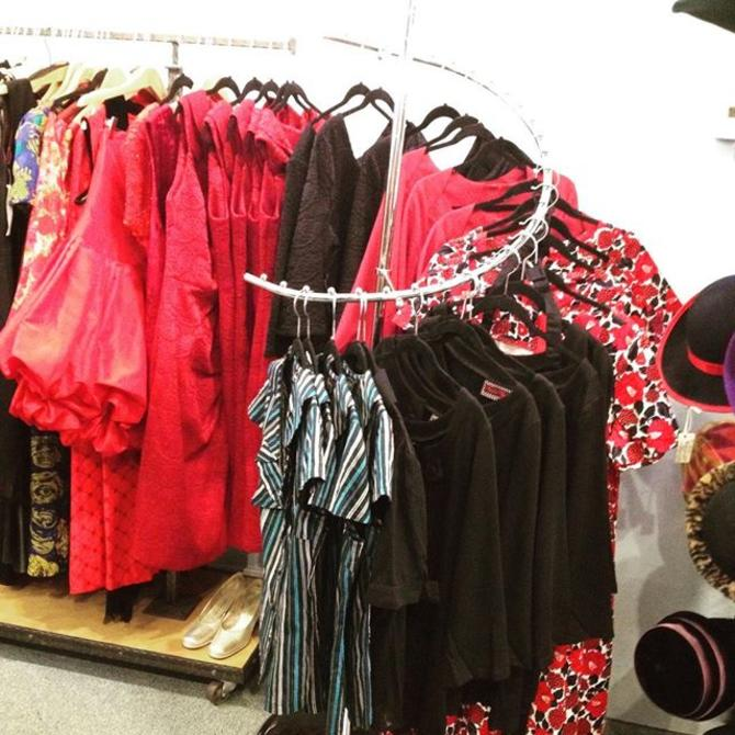 By popular demand- we now carry @voodoovixenldn vintage inspired clothing in sizes 10-16. #voodoovixen  #vintagerepro #plussizevintage #pollysuesvintageshop