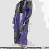 90's Ikat Long Jacket