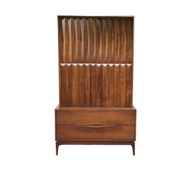 Mid Centry gentlemen's cast / tall dresser