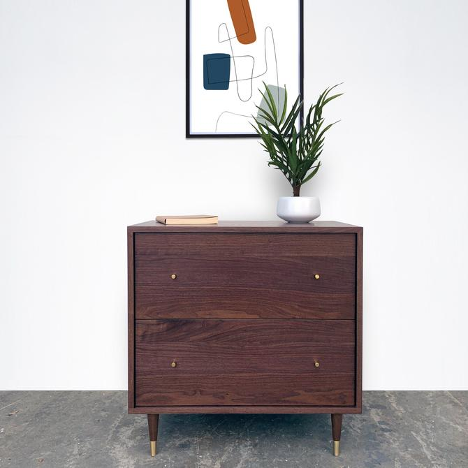 File Cabinet - Mid Century Modern Inspired by STORnewyork