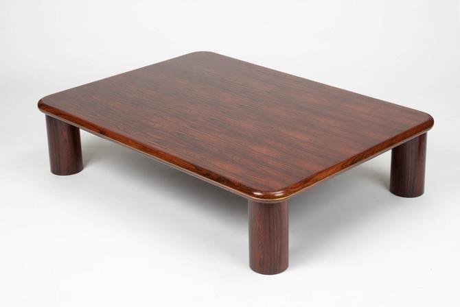 Monumnetal Rosewood Coffee Table