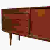 Gunni Omann Model 18 Rare Teak Sideboard / Credenza
