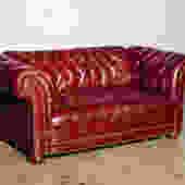 Small Chesterfield Sofa