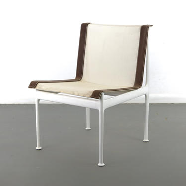 Lounge / Dining Chair Armless by Richard Schultz for Knoll 1966 by ABTModern