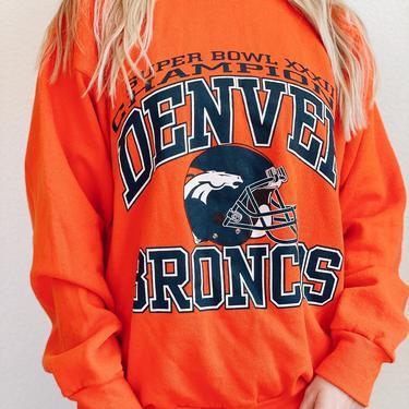 Vintage Denver Broncos Super Bowel 1998 by MadroneClothing