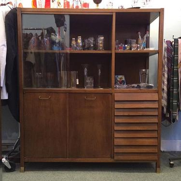 Midcentury cabinet. $350. Polly Sue's Vintage of Takoma Park.
