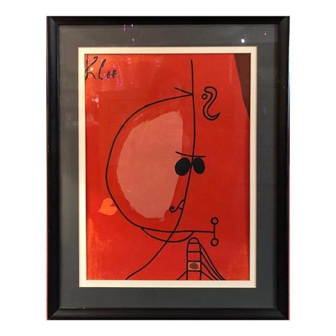 Paul Klee Print //