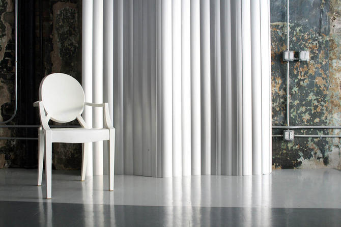 Ghost Chair by Philippe Starck