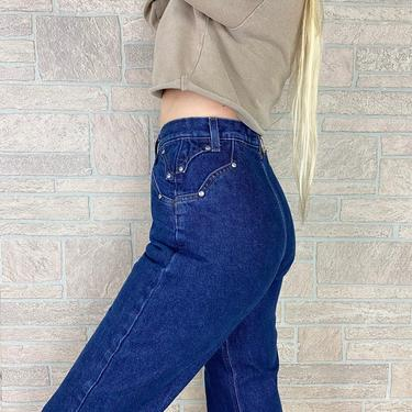 Rockies High Rise Western Jeans / Size 25 by NoteworthyGarments