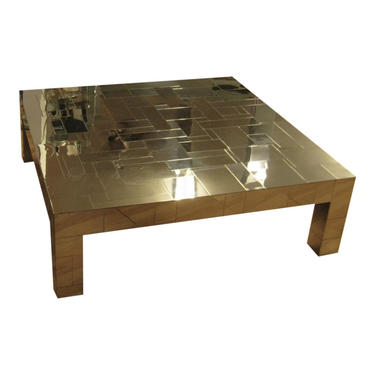 Paul Evans Cityscape coffee table by Directional by PREVIEWMOD