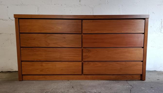 Mid Century Modern Scandinavian Modern Dresser by WrightFindsinMCM