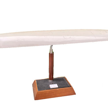 Mid Century Desk Lamp -- Mid Century Lighting -- Panasonic Desk Lamp -- Fluorescent Desk Lamp -- 1970s Desk Lamp -- Gooseneck Lamp